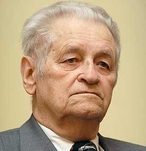prof .Zigmas Zinkevičius / Mykolo Ambrazo (ELTA) nuotr.
