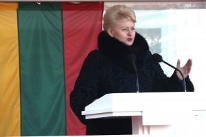 D.Grybauskaitė | lrp.lt nuotr.
