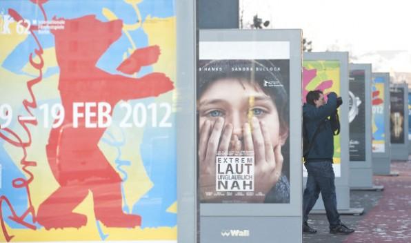 Berlyno kino festivalis (AFP nuotr.)