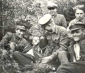 Dzūkijos partizanai