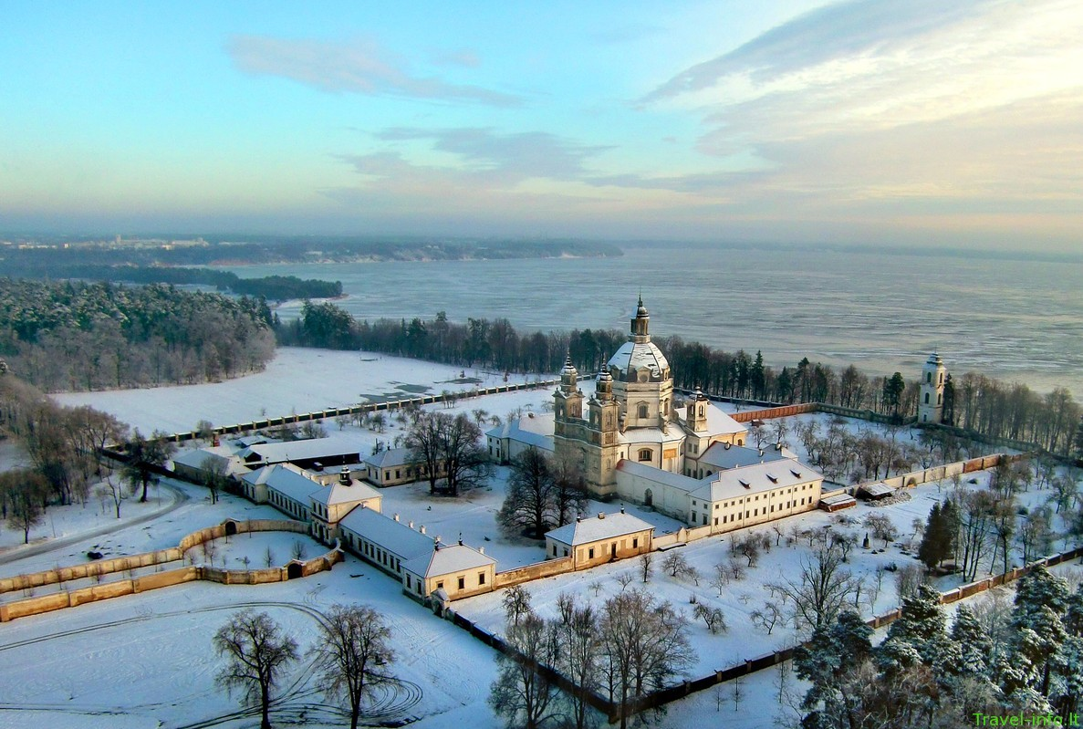 Kauno marios. Pažaislis|travel-info.lt nuotr.