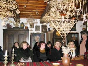 Aukštaitijos EKGT nariai lankosi ekskursijoje Antano ir Jono Juškų etninės kultūros muziejuje Vilkijoje | V.Vasiliauskaitės, Alkas.lt nuotr.