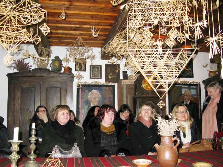 Antano ir Jono Juškų etninės kultūros muziejuje Vilkijoje | V.Vasiliauskaitės, Alkas.lt nuotr.