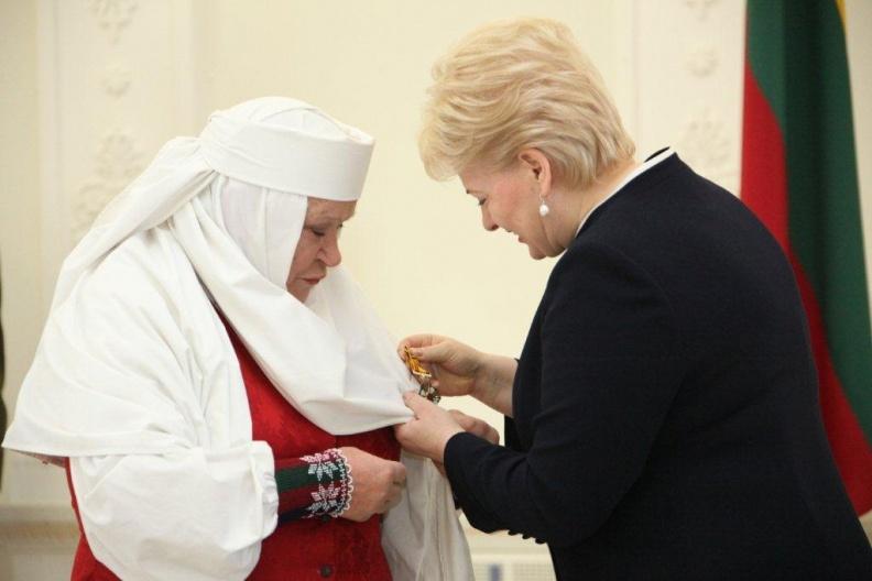 Veronika ir Prezidentė