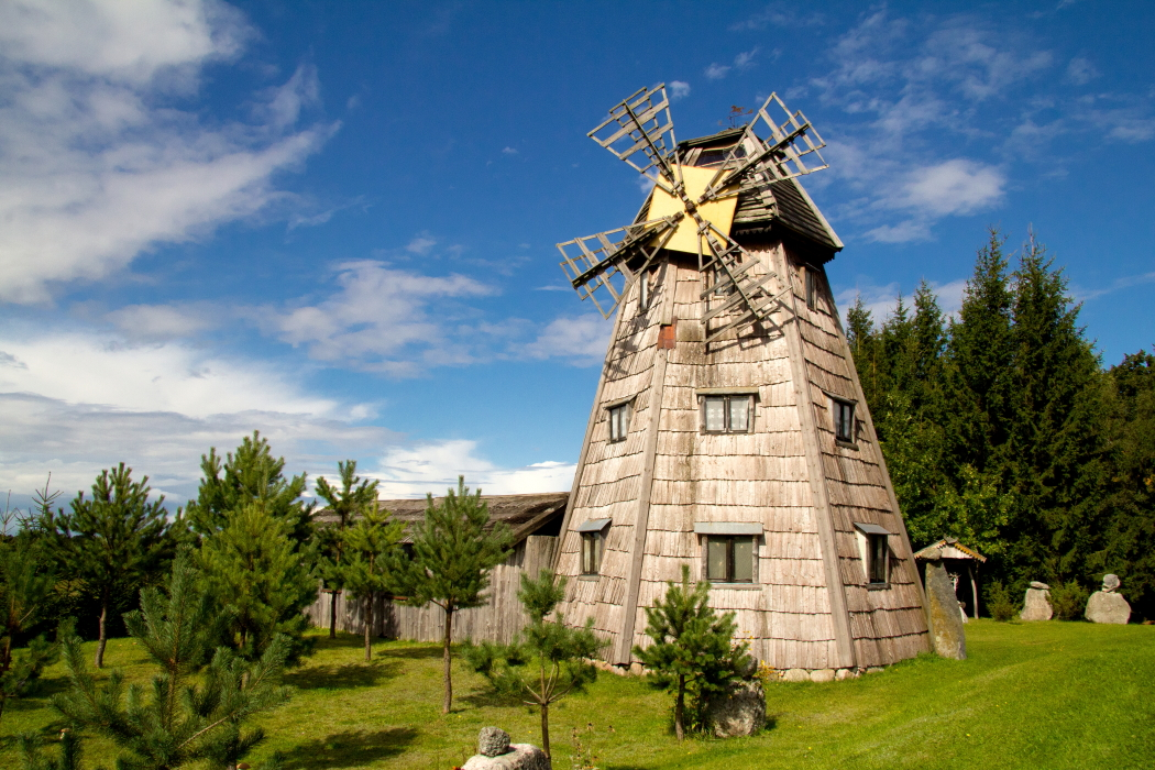 Vištyčio vėjo malūnas