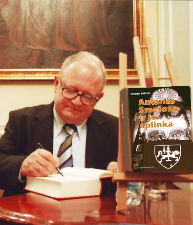 Alfonsas Eidintas | istorineprezidentura.lt nuotr.