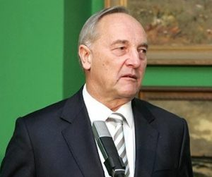 Andris Berzinis | Evija Trifanova, LETA nuotr.