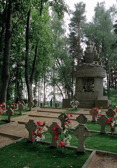 Červonkos kapinės Latvijoje, lietuvių kariu kapai| miestai.net forumas, Romo nuotr.