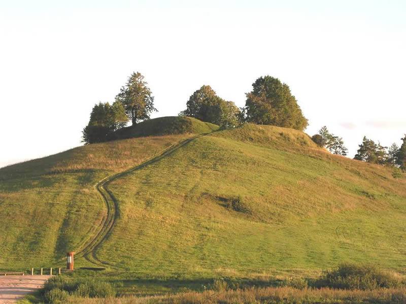 Rudaminos piliakalnis