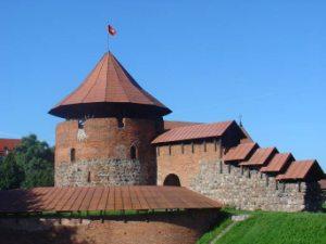 Kauno pilis. (travel.lt nuotr.)