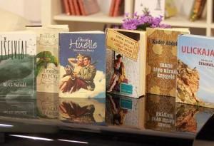 Verstinių knygų šešetukas | LLVS nuotr.