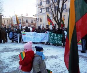 Mažieji tautininkai | Alkas.lt, T.Baranausko nuotr.