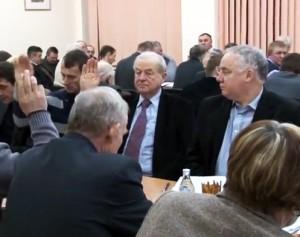 Punsko valsčiaus tarybos posėdis | punskas.pl vaizdo įrašo stopkadras