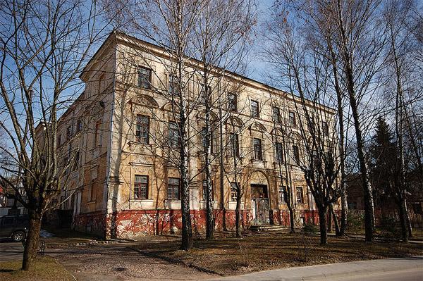 Sapiegų rūmai|nuotr. iš Vikipedijos