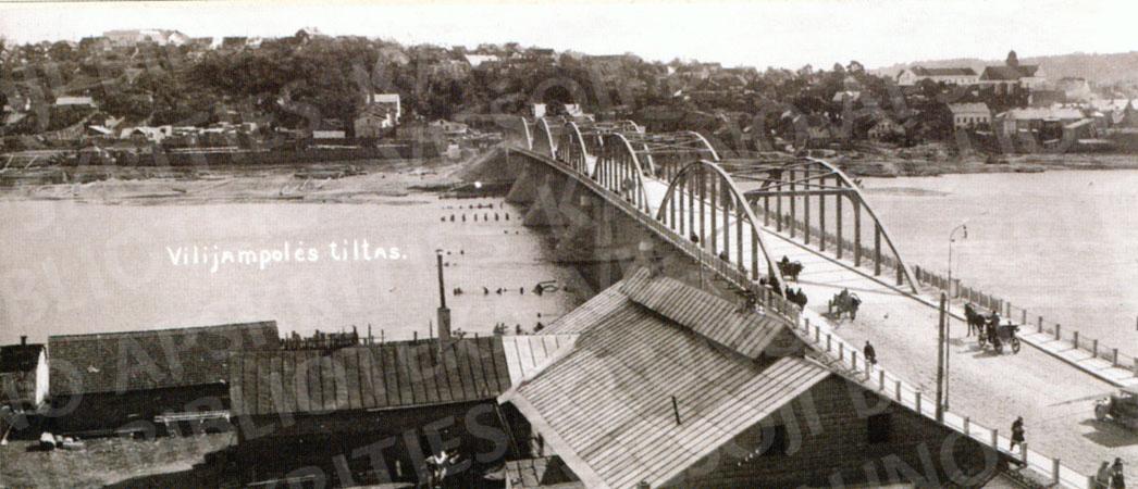Vilijampolės tiltas |nuotr. H.Kebeikio