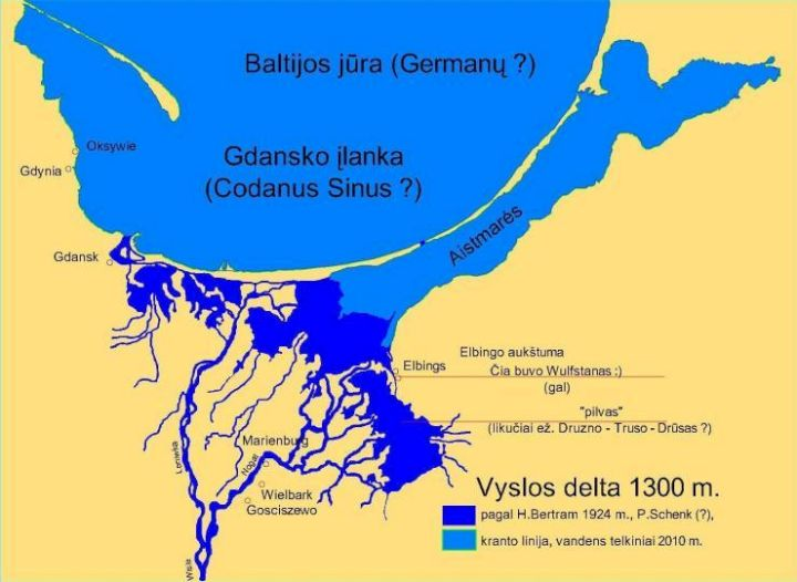 Vyslos delta