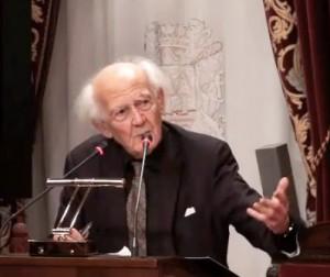 Prof. Z.Baumanas | filmo stopkadras