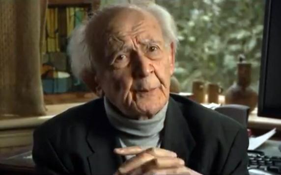 Zygmuntas Baumanas | filmo stop kadras