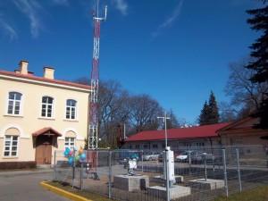 Naujoji meteorologinė stotis | alkas.lt