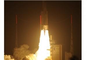 """""""Ariane 5"""". ESA nuotr."""
