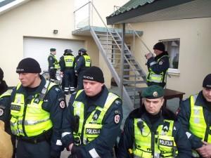 Garliava policija | DELFI, R.Achmedovo nuotr.