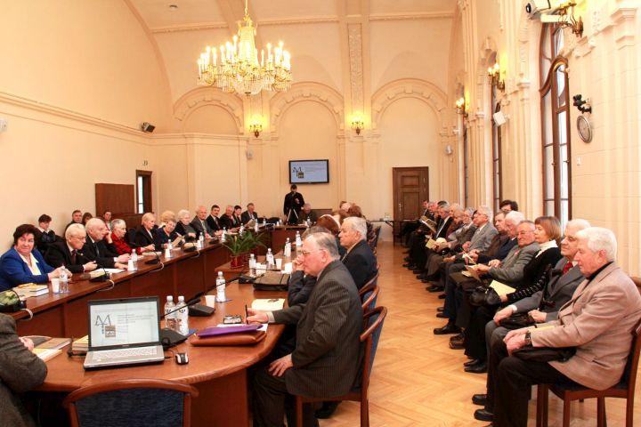 """Mokslinė konferencija """"Tautos ir jos žemės jungtis prof. Mečislovo Treinio spaudiniuose"""""""