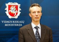 Kęstutis Jucevičius. VRM nuotr.