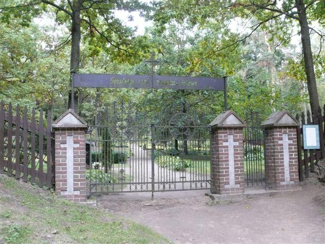 Bitėnų kapinės | autoriaus nuotr.