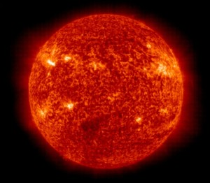 "Saulė. ""SOHO"" (NASA) nuotr."