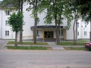 Zarasų ligoninė