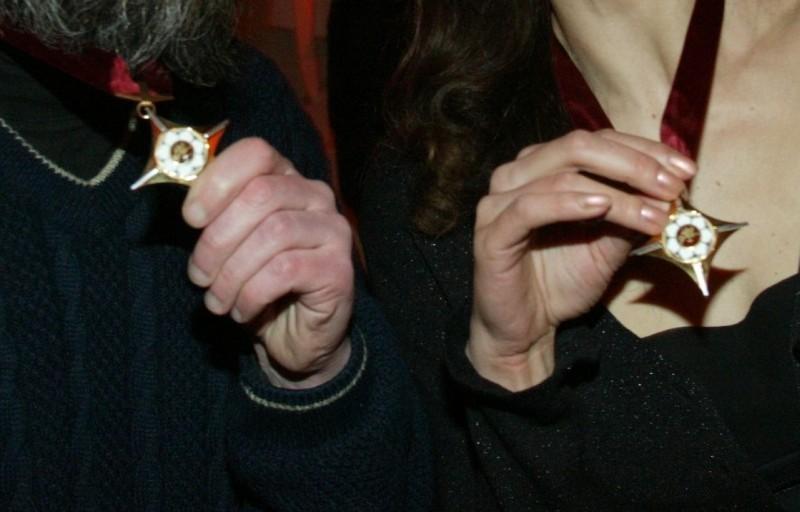 Auksiniai kryžiai | 7md archyvo nuotr.