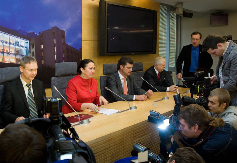 Spaudos konferencija Seime | lrs.lt nuotr.