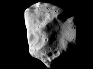 Asteroidas Lutecija. NASA nuotr.