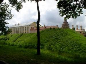 Nesvyžiaus pilis   nuotr. iš lt.wikipedia.org
