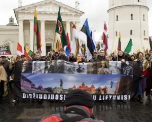 Patriotinės eitynės 2012 m. | DELFI, K.Čachovskio nuotr.