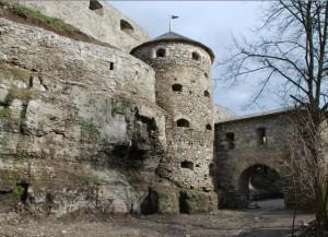Rusinų vartai Podolės Kamenece