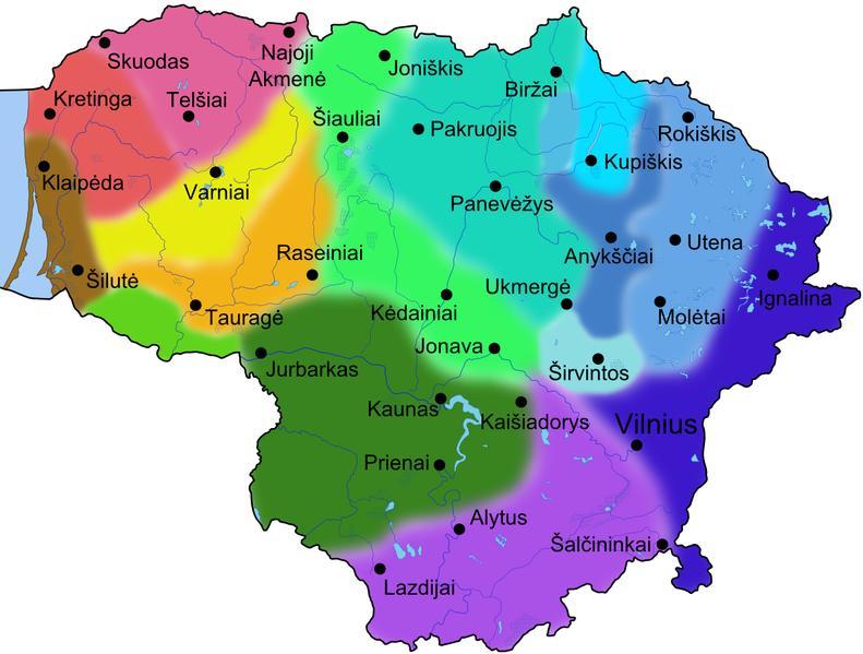 Tarmių žemėlapis   vikipedia.org nuotr.