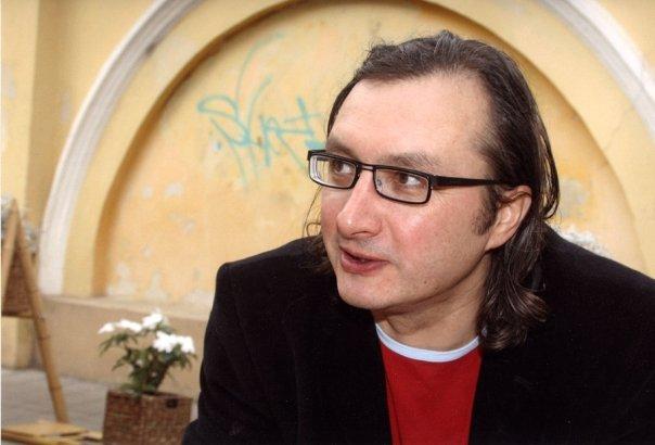 Arūnas Matelis, kino režisierius, Nacionalinės premijos laureatas | facebook.com nuotr.