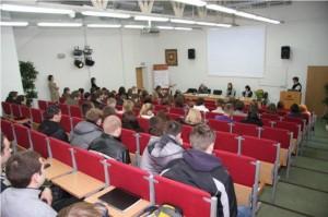 Diskusijos apie ES | D.Minsevičiaus nuotr.