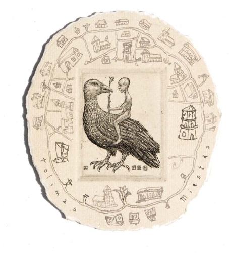E.Rudinsko grafika