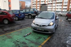 Elektromobilis, Kauno miesto savivaldybės nuotr.
