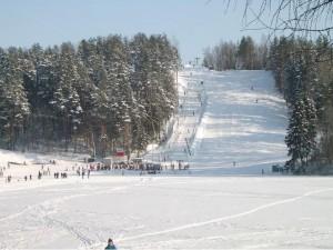 Ignalinos žiemos trasa | ignalina.lt nuotr.