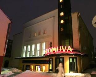 Kino teatras Romuva | facebook.com/kinasromuva nuotr.