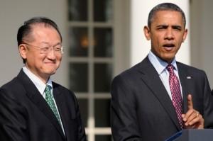 Džimas En Kimas ir Barakas Obama