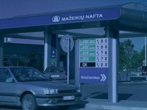 Nostalgija 1998 m. kainoms. Algimanto Tirliko nuotr.