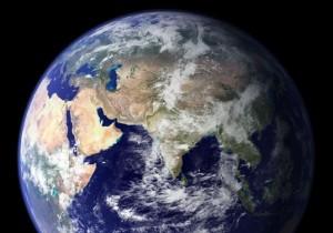Žemė. NASA nuotr.