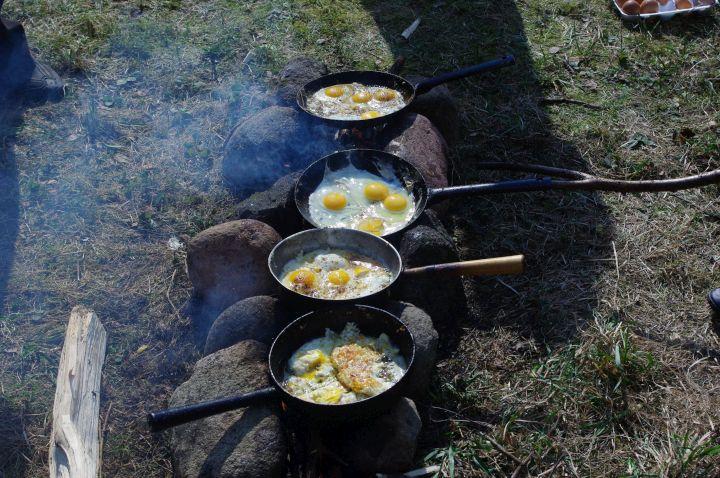 Apeiginė Jorės kiaušinienė | Alkas.lt