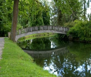 Parko tiltas | A.Kėvalaitės nuotr.