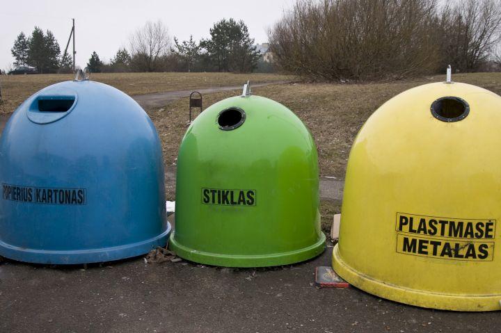 Rūšiavimas leistų iki 25 proc. sumažinti sąskaitas už atliekų išvežimą    Alkas.lt
