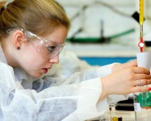 Laboratorijoje | euso2012.lt nuotr.
